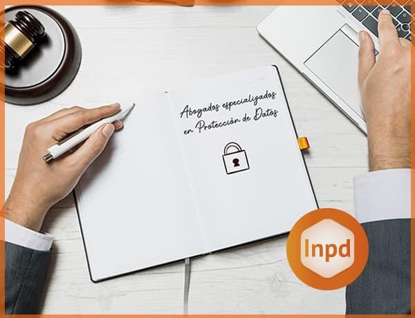 Abogados especialistas en Protección de Datos